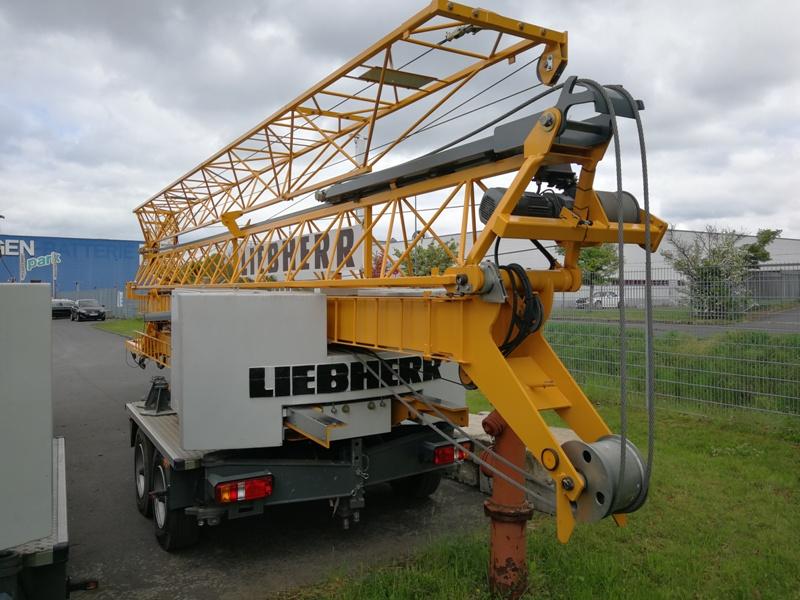 Liebherr 13HM.1 Werk Nr. 21799