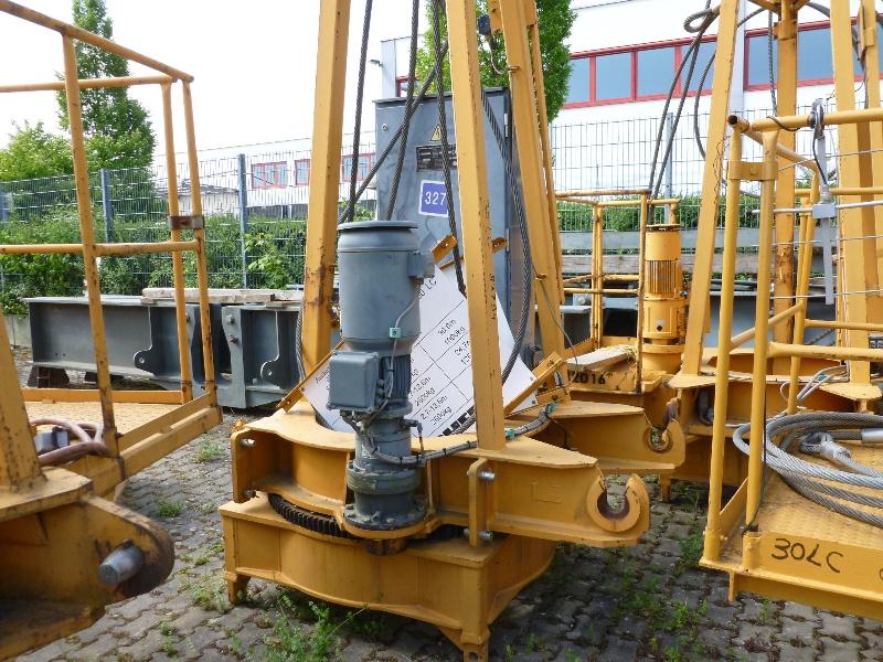 Liebherr 30LC Werk Nr. 83794
